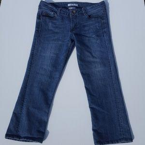 Candie's | Denim Jean Capris size 11 cropped pants